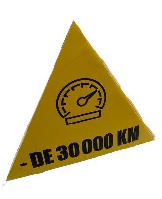 Pyramag - de 30000 KM