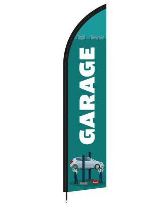 Voileline Garage 230 x 50 cm